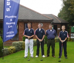 SAS and Trewarthas Pro-Am at Trethorne