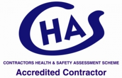 CHAS accreditation for SAS and Trewarthas Plumbing and Heating Ltd